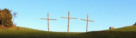 Three Crosses - Lee Abbey